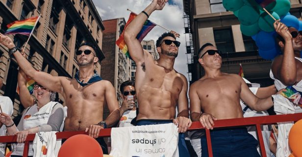 Chicago had the most Pride this weekend, and the festive spirit lives on