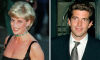 Princess Diana and JFK Jr.