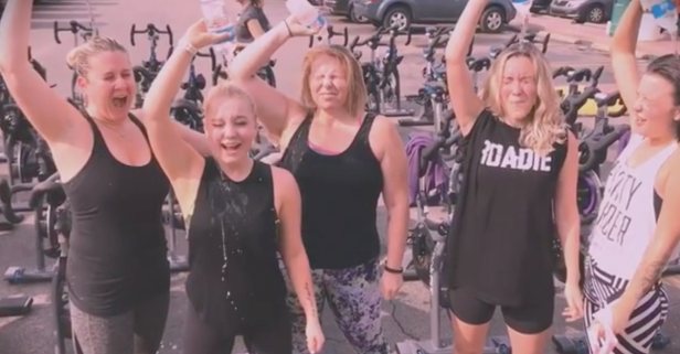 Watch RaeLynn challenge her fans to the ultimate fitness test