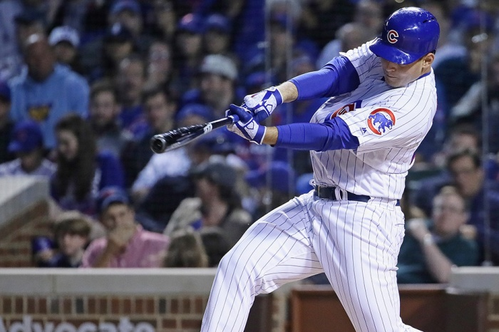 Anthony Rizzo just scored a wife this weekend —wait what?!