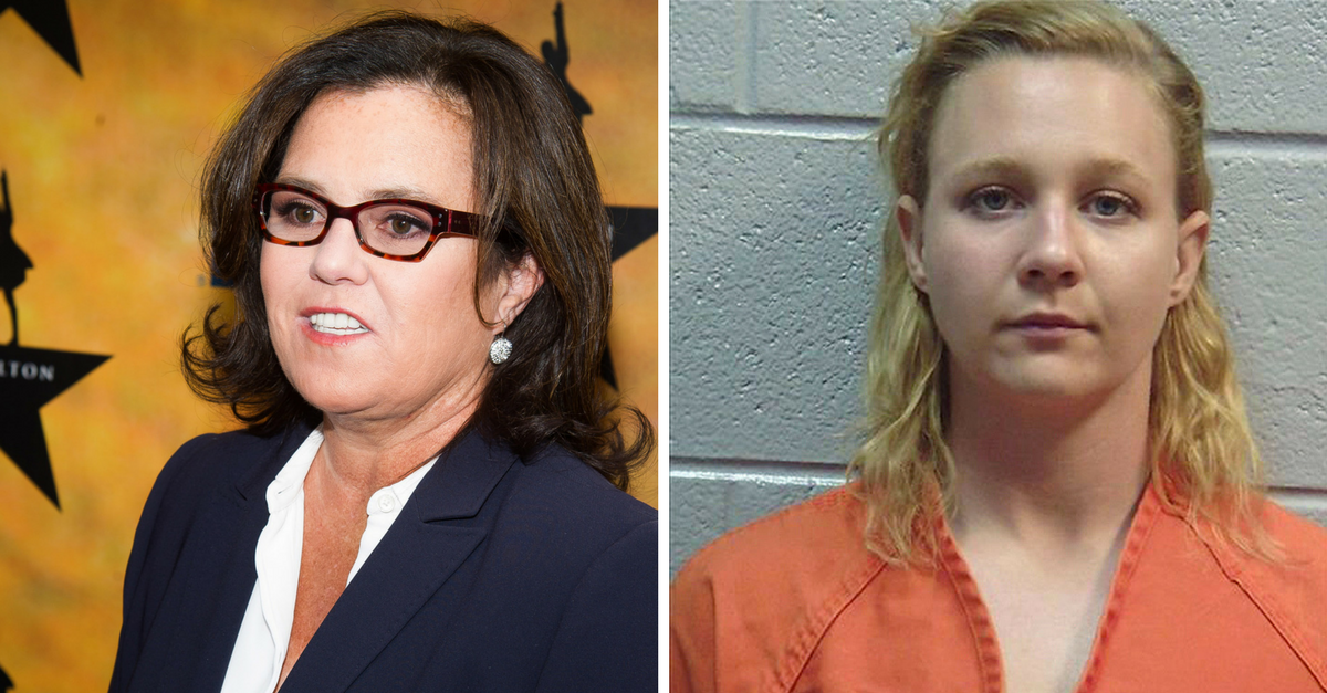 Rosie O'Donnell makes the largest donation so far in support of alleged NSA leaker Reality Winner