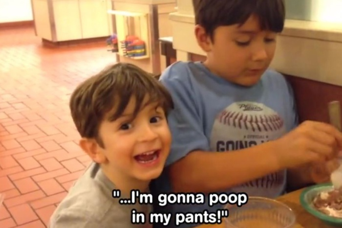 This compilation of children's quotes proves that kids really do say the darndest things