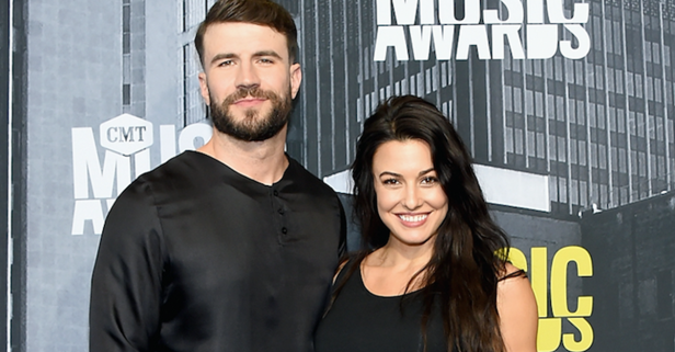 Sam Hunt's marriage is keeping him super-busy this summer