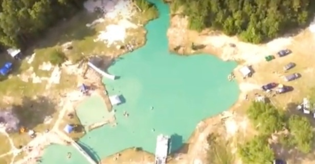 There's a Secret Swimming Hole in Conroe That You Have to See for Yourself