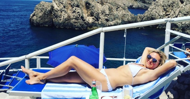 This country star turns up the heat in her dreamy honeymoon photos