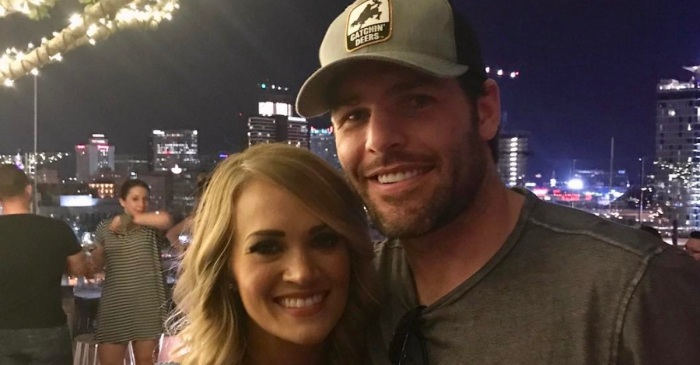 Carrie Underwood's husband breaks his silence after a heartbreaking loss