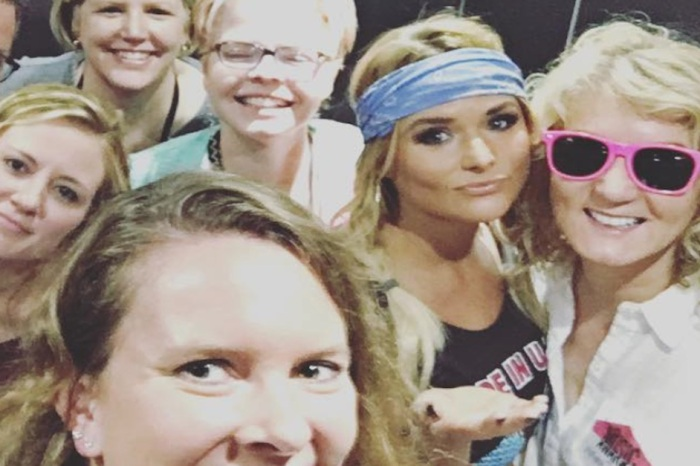 Leave it to Miranda Lambert to make the best of a bad situation