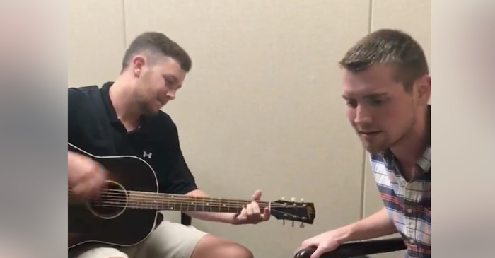 Scotty McCreery makes this wish come true, and our hearts are melting