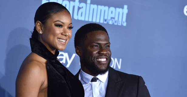 Kevin Hart and Eniko Parrish Hart are so excited to be halfway to meeting their baby boy