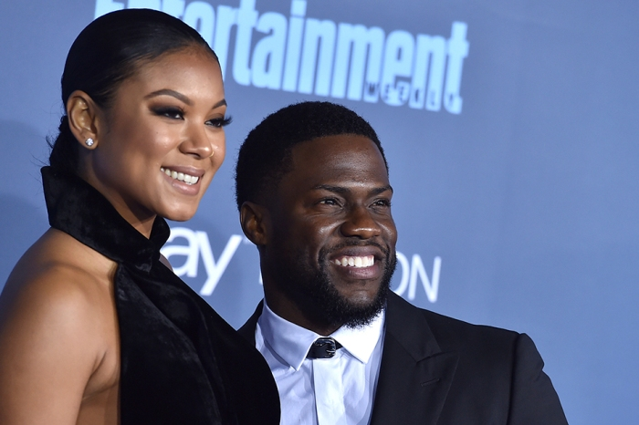 Kevin Hart throws his pregnant wife a lavish baby shower amid cheating rumors