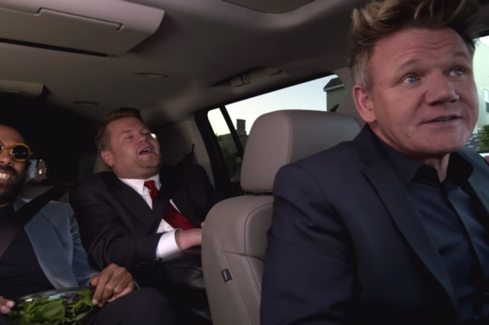 Watch What Happened When Gordon Ramsay Gave Two Super Annoying People a Ride to the Airport
