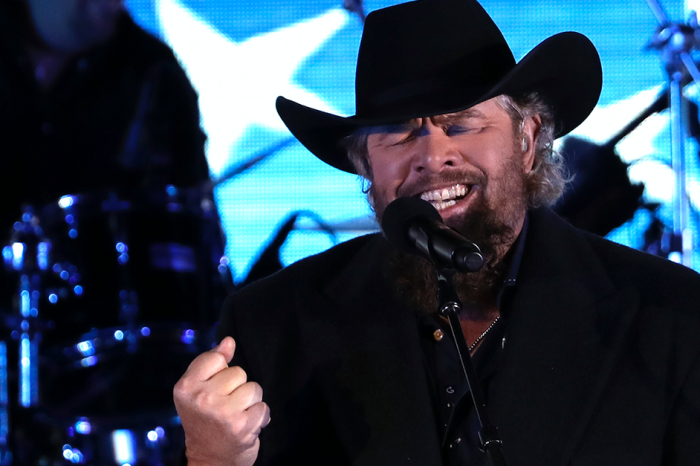 Toby Keith answers the president's call no matter who is in the White House