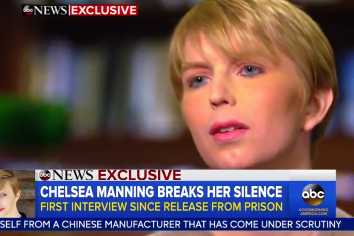 Chelsea Manning gets emotional as she thanks President Obama and explains why she committed her crime