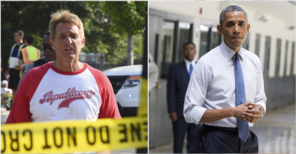 Former President Obama reached out to Republican senator after Virginia shooting