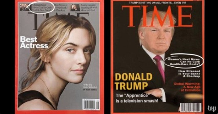 TIME Magazine responds after a fake cover of President Trump was discovered hanging in several of his golf clubs