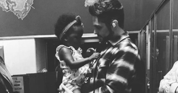 Thomas Rhett opens up about big life changes as a new daddy
