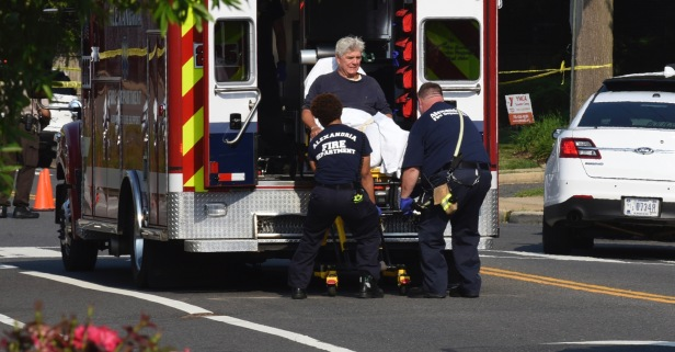 A Houstonian was among the five injured in the Virginia shooting involving Texas Congressmen