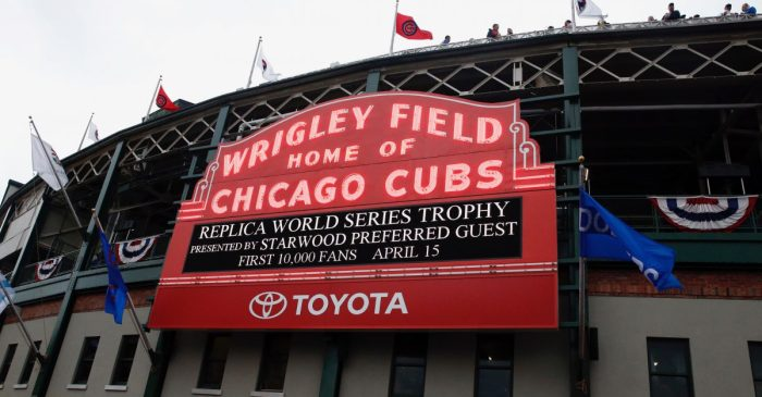 Cubs Face Another Lawsuit from Fans