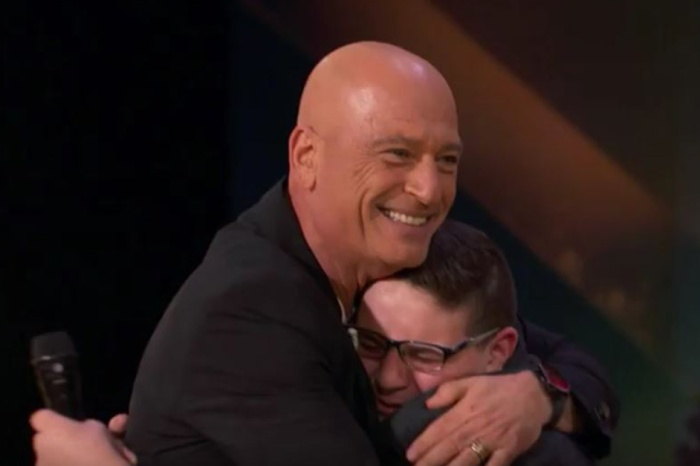 "You'll be in tears when you see the moment Howie Mandel granted this incredible teen's wish on ""AGT"""