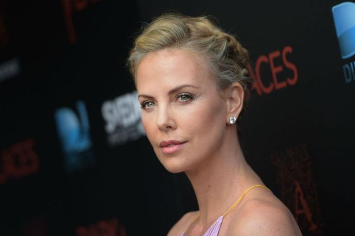 Charlize Theron opens up about the night her mother shot her father in self-defense