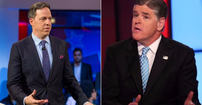"Sean Hannity tried to get his audience to call out ""fake news Jake Tapper,"" but it didn't go the way he planned"