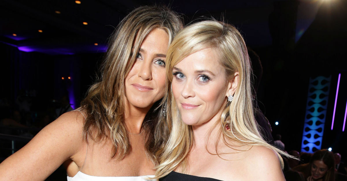 Get excited for the new TV series starring Reese Witherspoon and Jennifer Aniston
