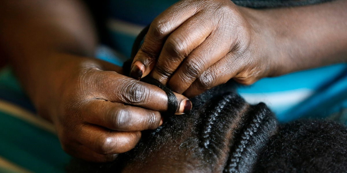 "A mother of four should never get a $1,200 fine for the ""crime"" of hair braiding without a license"
