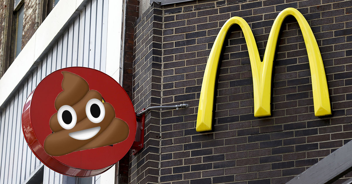 "Researchers have found ""fecal bacteria"" in products found in at least three major fast food chains"