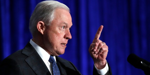 Here's how ass-backward Jeff Sessions is on civil asset forfeiture