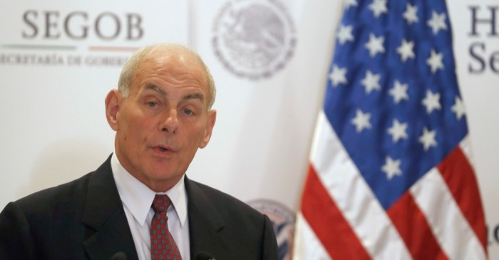 Here are three things John Kelly needs to do to get Donald Trump's White House in line
