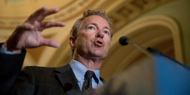 Why Rand Paul wouldn't have made that deal with Democrats, but Donald Trump did
