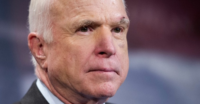 Make no mistake: John McCain just voted to save Obamacare