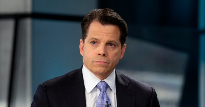 The Mooch is right that the leaks must stop, but that's not the White House's biggest problem