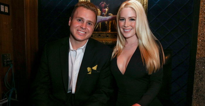 Former reality stars Heidi Montag and Spencer Pratt have a bizarre theory behind their failed careers