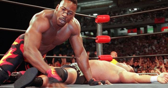 Houston's Booker T: Professional wrestler, promoter and now mayor?