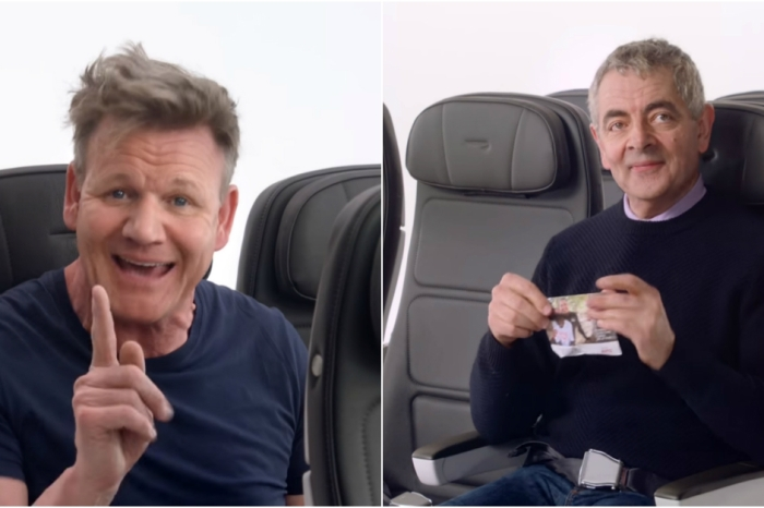 British Airways' brilliant star-studded safety video is easily the most British thing we've ever seen