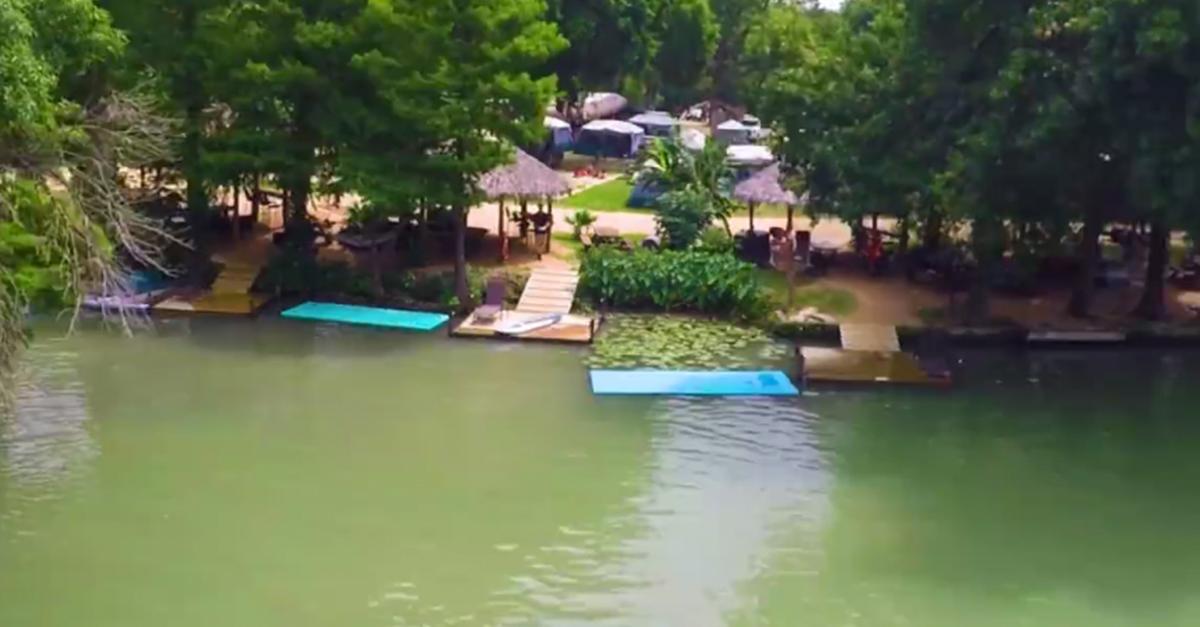 This hidden island getaway is Texas' very own tropical paradise