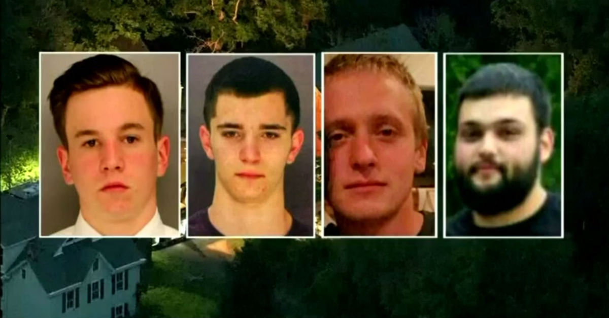 More gruesome details have been uncovered, and another arrest made, in the slaying of four Pennsylvania young men