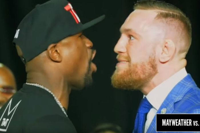 Conor McGregor and Floyd Mayweather got the bad lip treatment and this is better than the fight