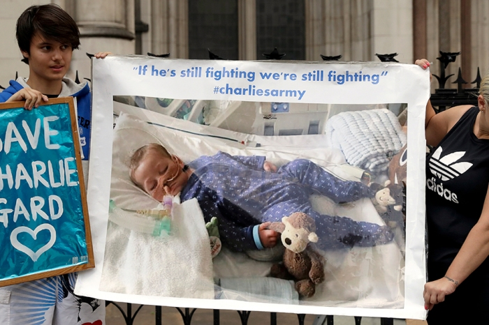 The parents of critically ill baby Charlie Gard are ending their fight to keep him alive