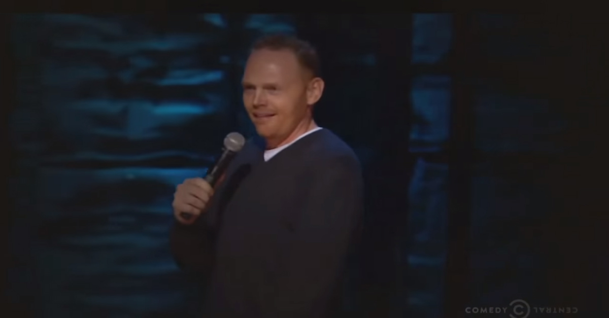 Relive the hysterical moment Bill Burr vented his frustrations and roasted the recently deceased Steve Jobs in the process