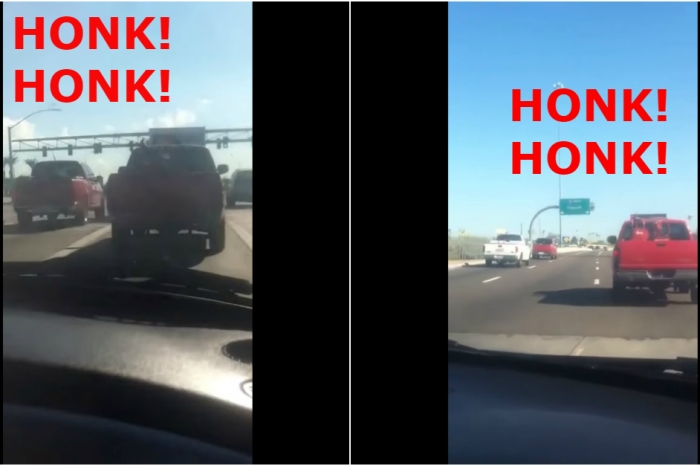 This guy pranked his friend by sabotaging the brakes of his truck — but it's not as sinister as it sounds