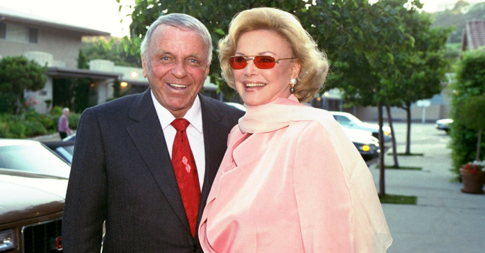Nearly two decades after her husband's passing, the world is saying goodbye to Barbara Sinatra