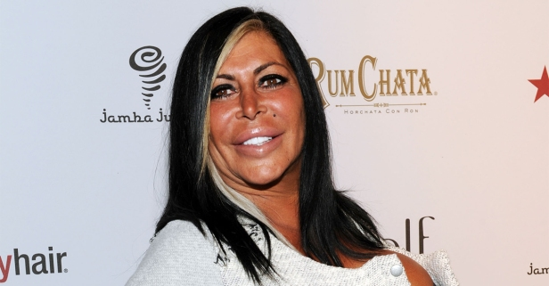 """A year after her death, """"Mob Wives"""" star Big Ang's memorial mural is in danger of being erased"""