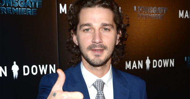 """Following his drunken rant and arrest this weekend, Shia LaBeouf's lawyer insists he's """"not an alcoholic"""""""