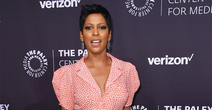 "Tamron Hall may no longer be on ""TODAY,"" but she may have just found a great new gig"