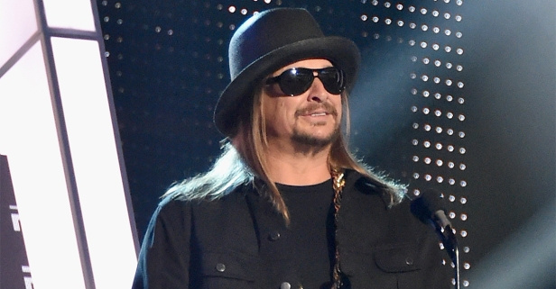 Kid Rock reveals his first stance for his senatorial run, proving he's really serious about this election