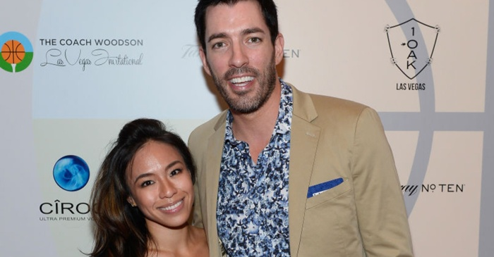 """Property Brothers"" Drew Scott talks about his plans to have kids with fiancée Linda Phan"