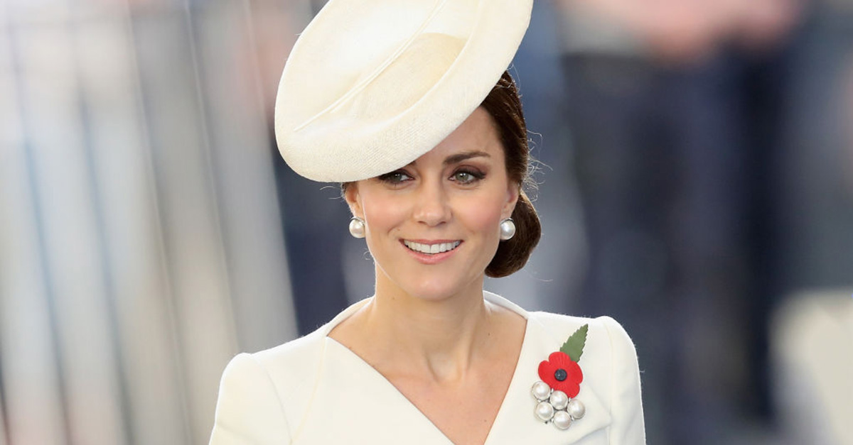 Duchess Catherine dazzled in this previously worn dress — do you remember the first time she donned it?