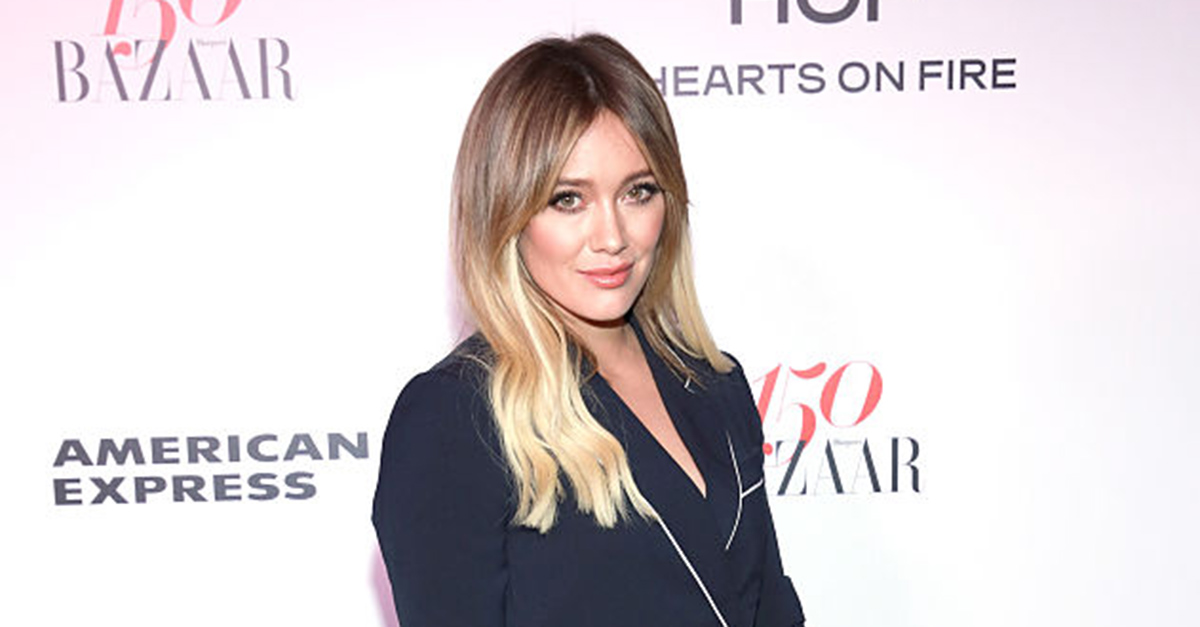 While she was vacationing with her young son, Hilary Duff became the latest victim of a celebrity home invasion